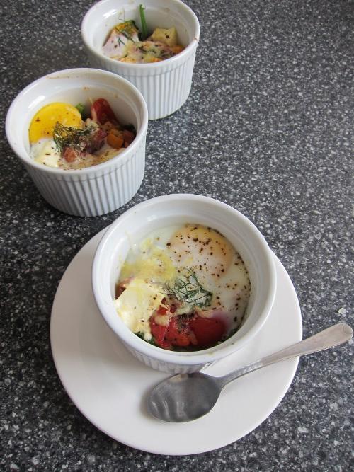Mini Cake Oeuf Lardon Oignon Tomate Gruyere